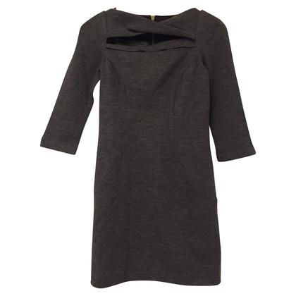 Diane von Furstenberg Graues Kleid