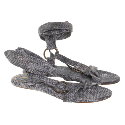 Roberto Cavalli Sandals for lacing