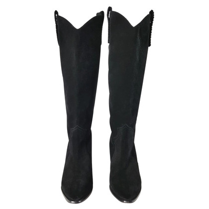 Isabel Marant Etoile stivali di camoscio