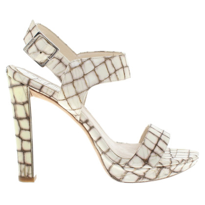 Christian Dior Sandals in White