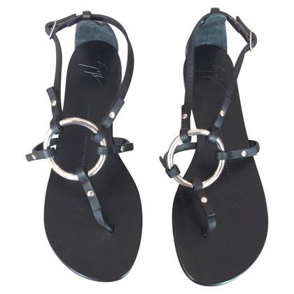 Giuseppe Zanotti flip flops