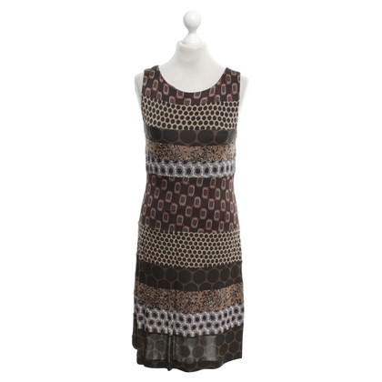 Maliparmi Dress with pattern mix