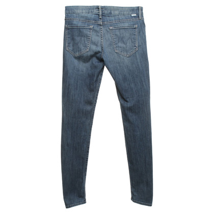 Mother Jeans in Blauw