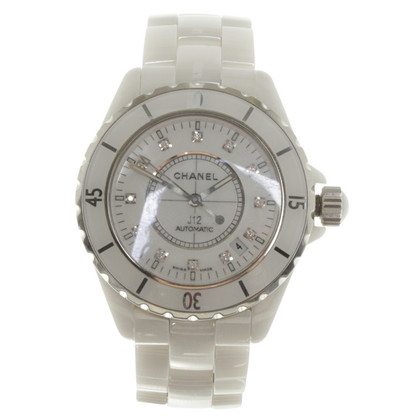 "Chanel Quartz watch ""J12"""