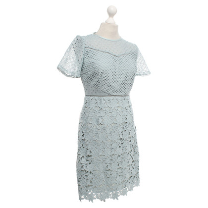 Reiss Kleid in Mintgrün