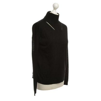 Dorothee Schumacher Wool Sweater with cut outs