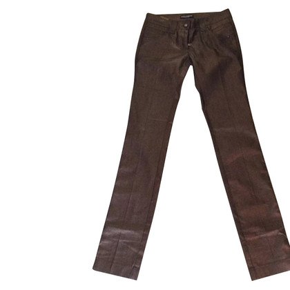 Dolce & Gabbana Jeans color bronzo