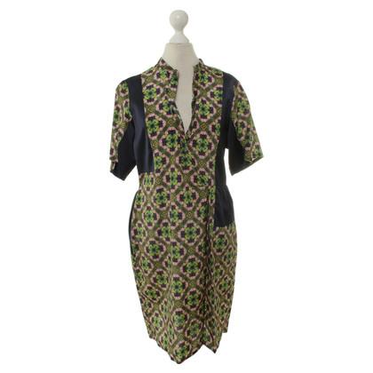 Baum und Pferdgarten Print summer dress