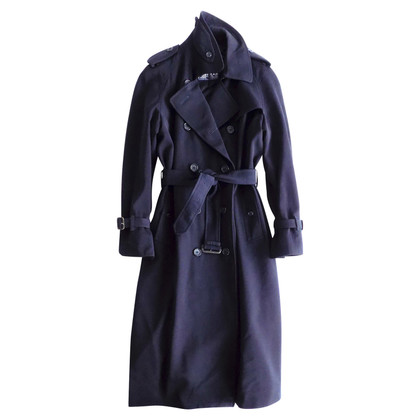Burberry Trenchcoat in blauw