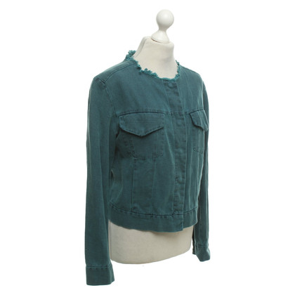 Maison Martin Margiela Jacket in green