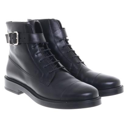 Tod's Boots in Schwarz