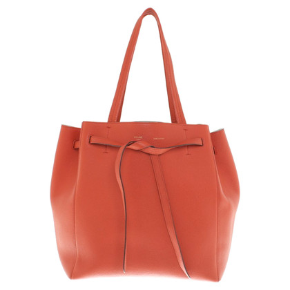 Céline Handtas in Orange