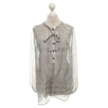 Burberry Two-ply blouse