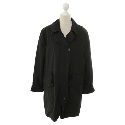 René Lezard Parka in black