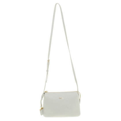 "DKNY ""Tribeca soft tumble cross body white"""