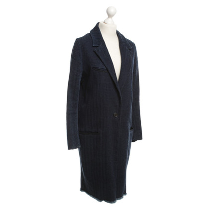 Isabel Marant Etoile Cappotto in blu