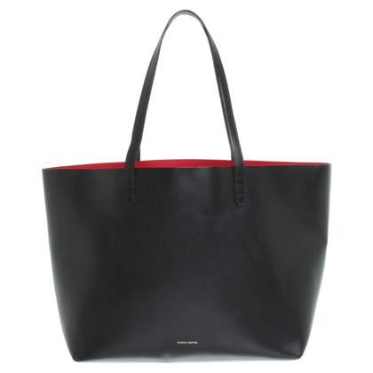 Mansur Gavriel Shopper in black