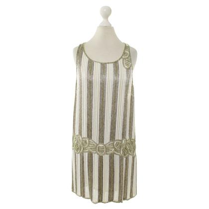 Topshop Kleid mit Perlen