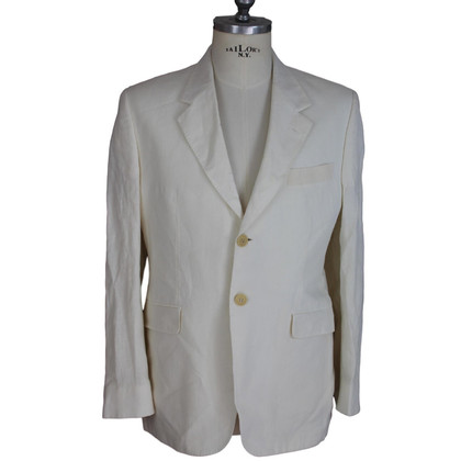 Paul Smith Paul Smith white linen suit dress
