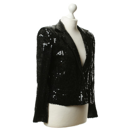 Christian Dior Blazer with black sequins