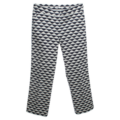 Issa trousers with pattern
