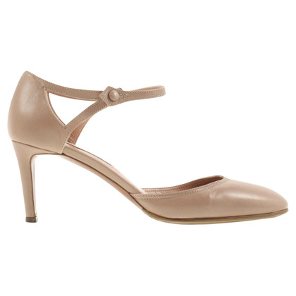 L'autre Chose Strappy pumps in Nude