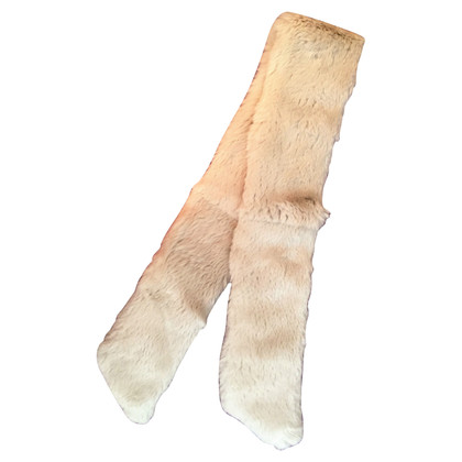 Strenesse Rabbit fur scarf