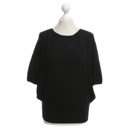 FTC Cashmere sweater with batwing sleeves