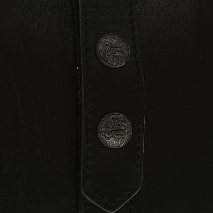 Versace Cintura in vita in nero