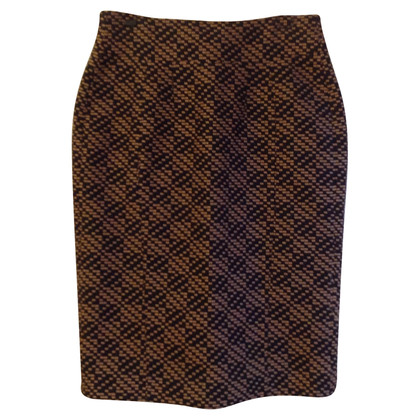 Burberry Pencil skirt with pattern