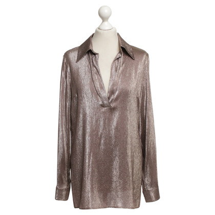 Gucci Blouse in zilver
