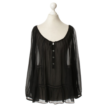 Paul & Joe Blouse in black