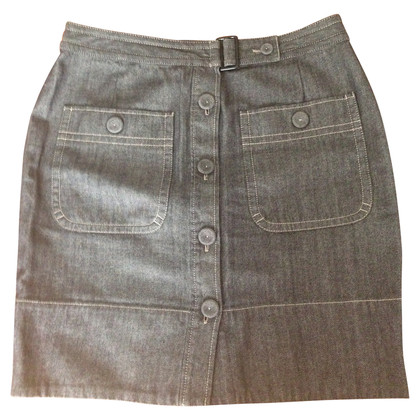 Paule Ka DENIM SKIRT