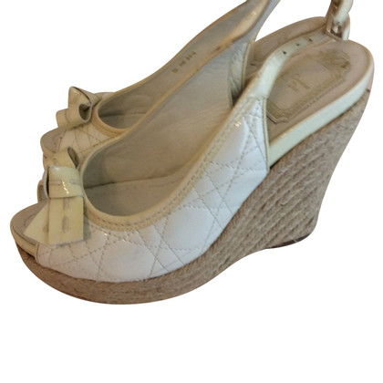 Christian Dior Wedges