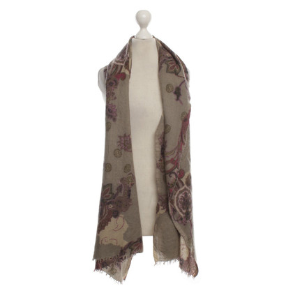 Etro Shawl from cashmere mix