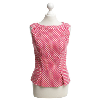 Laurèl Top with graphic pattern