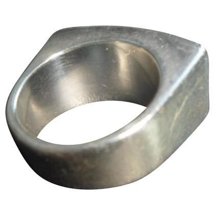 Kenzo silver ring