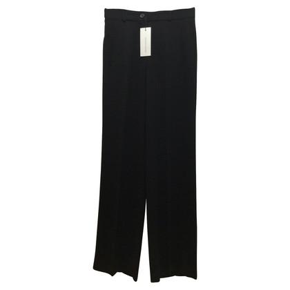 René Lezard Black Trousers
