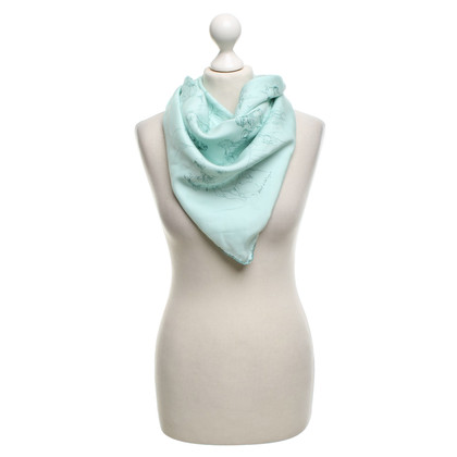 Hermès Silk scarf in Mint