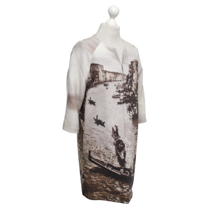 Thomas Rath Coat with pattern