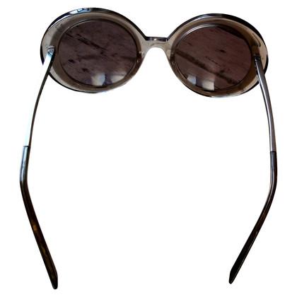 Jil Sander occhiali a specchio