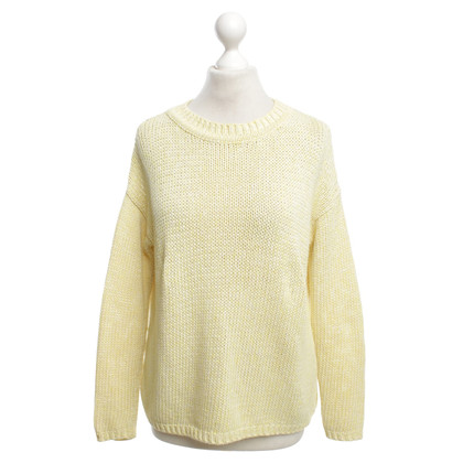 Max Mara Pullover in yellow