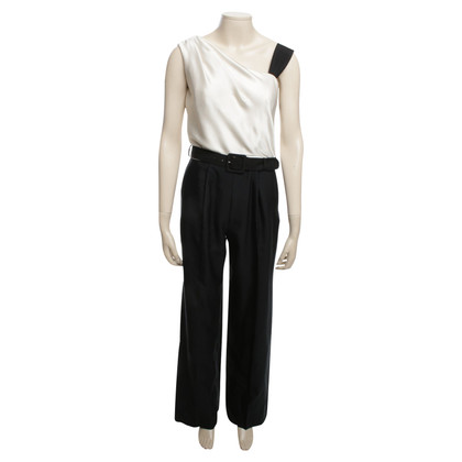 Reiss Jumpsuit with one-shoulder look