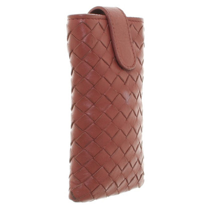 Bottega Veneta Custodia in pelle Phone