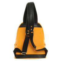 MCM Rucksack in Orange