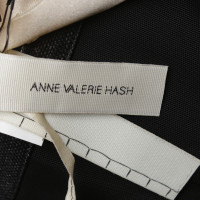 Anne Valerie Hash Corset in black