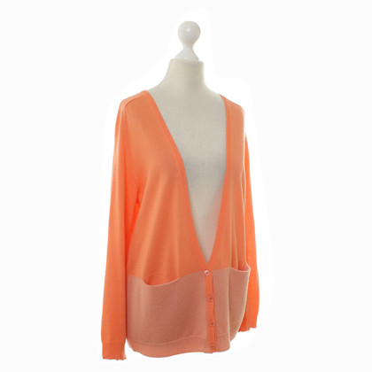 Carven Strickcardigan in Orange