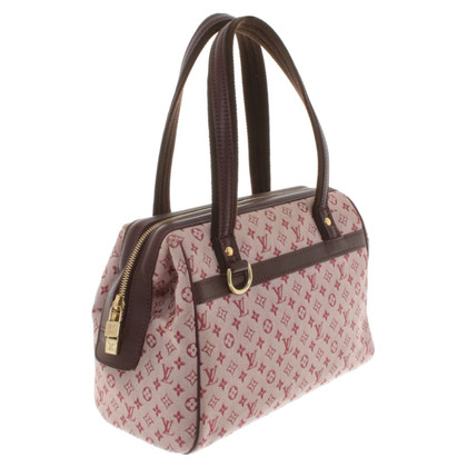 "Louis Vuitton ""Josephine Monogram Mini Lin"""