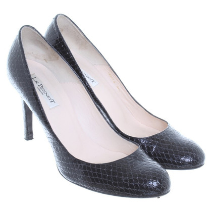 L.K. Bennett Pumps in Schwarz