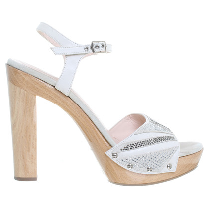 Richmond Plateau Sandali con strass